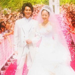 いつから私が松本潤と井上真央!秋に神前結婚決定に激似って気づいてた?